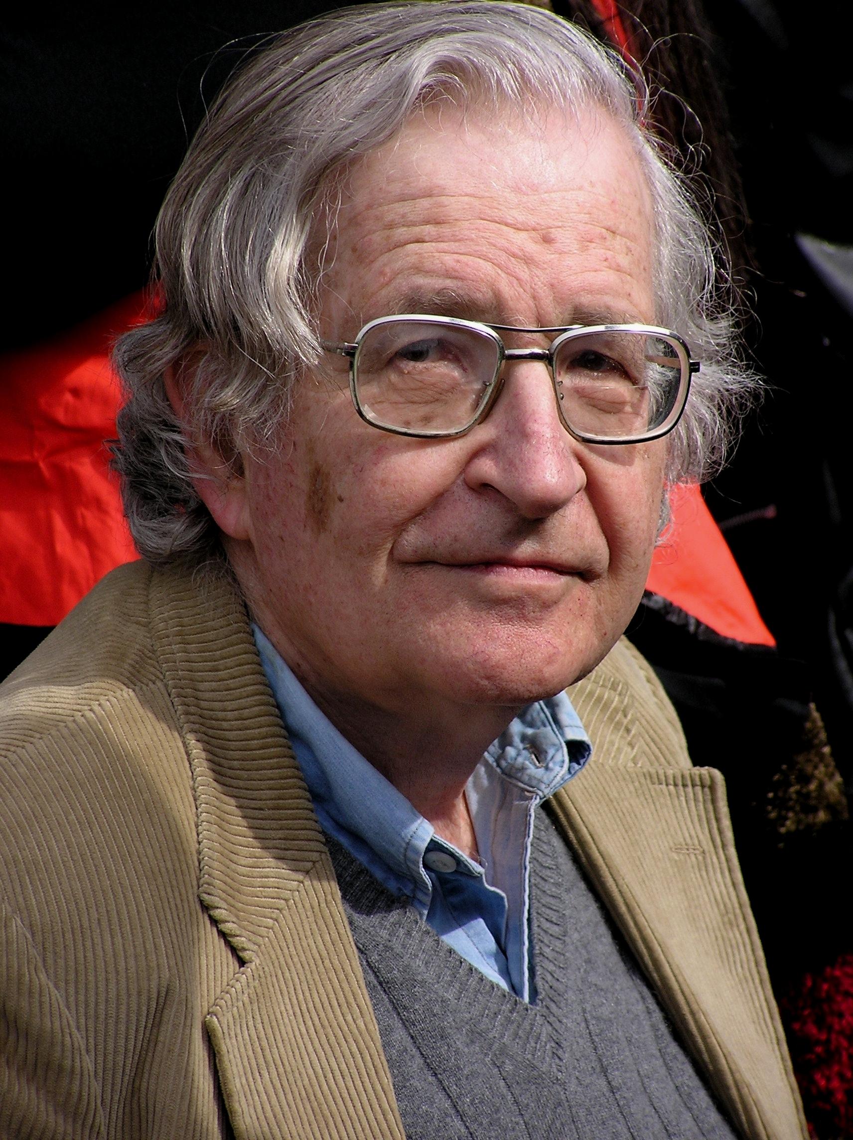 10 principios de la propaganda y la Manipulación Mediática Masiva de Noam Chomsky