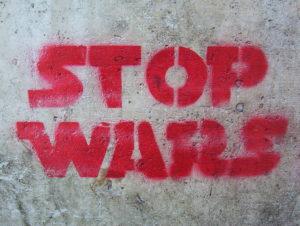 no más guerra