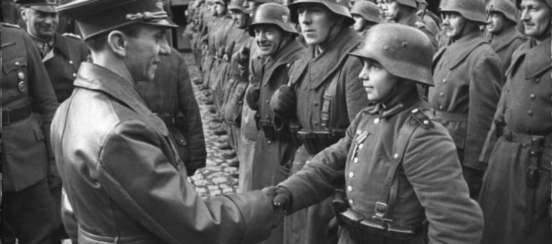 Joseph Goebbels' Principles of Nazi Propaganda applied to Digital Marketing